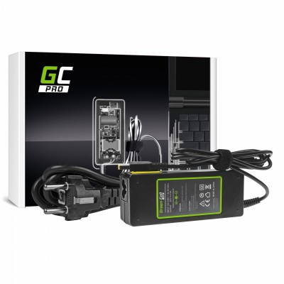 Green Cell AD39AP power adapter/inverter Indoor 90 W Black