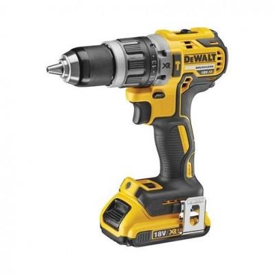 DeWALT DCD796D2-QW drill Keyless Black,Yellow 1.6 kg