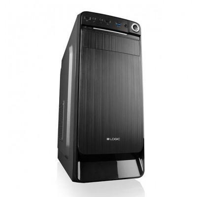 Logic K3 Midi-Tower Black