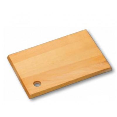 Kesper 85301 kitchen cutting board Rectangular Wood