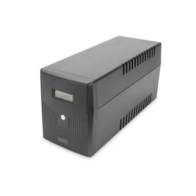 Digitus DN-170076 uninterruptible power supply (UPS) Line-Interactive 2000 VA 1200 W 4 AC outlet(s)