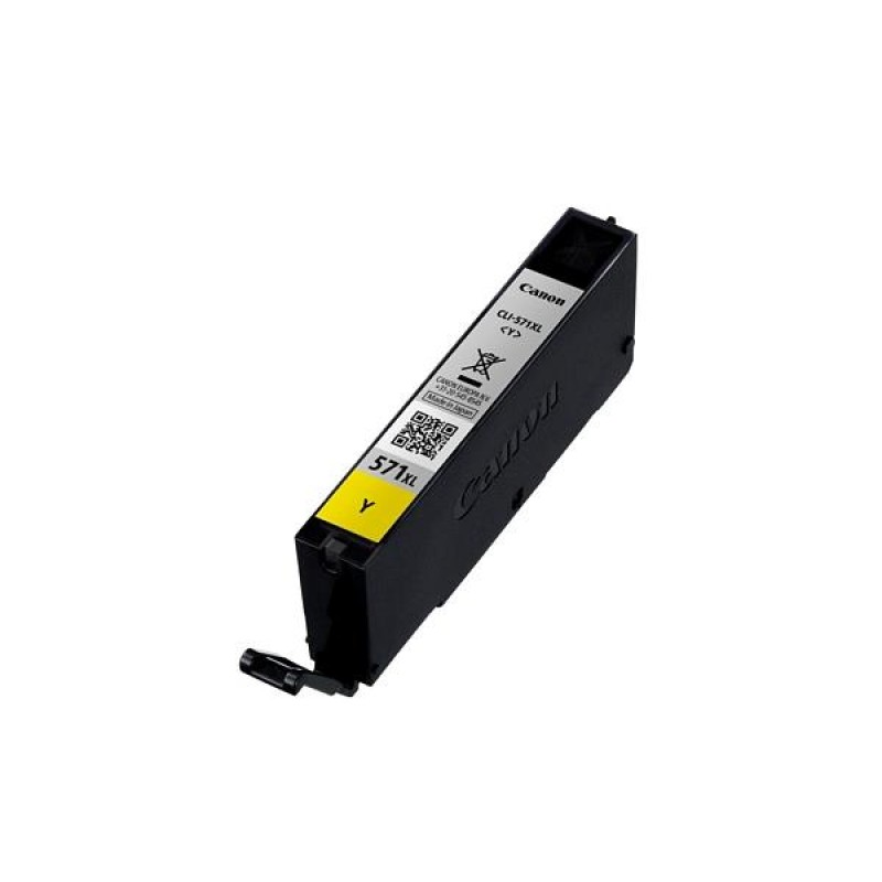 Canon CLI-571Y XL Original Yellow 1 pc(s)
