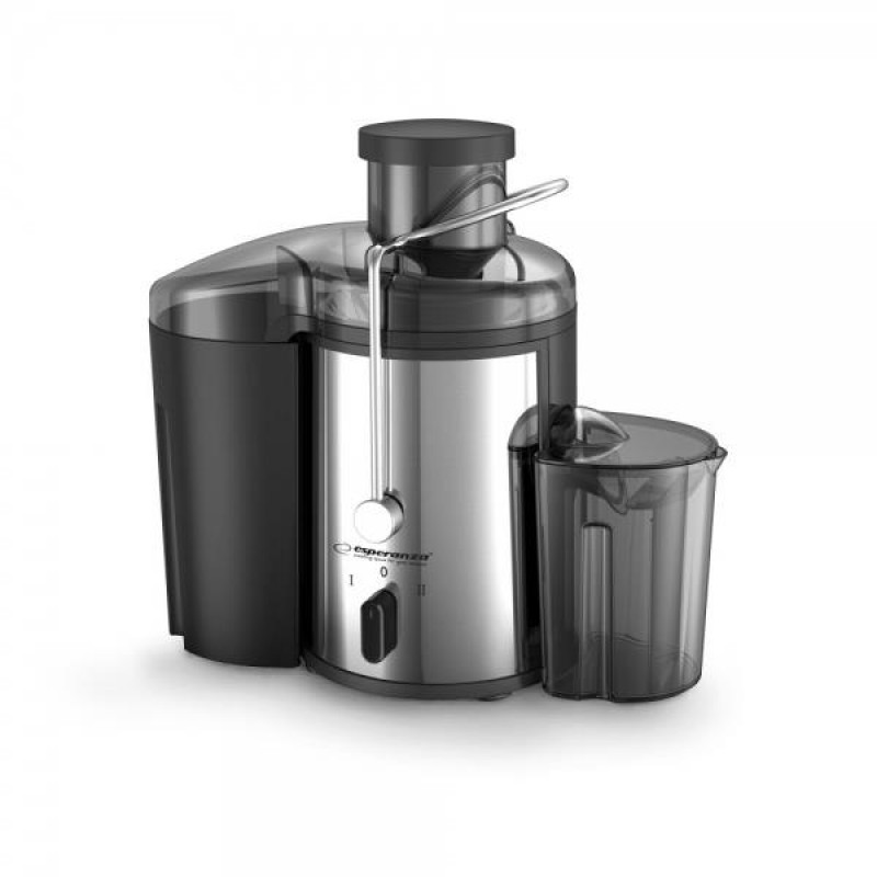 Esperanza EKJ002 juice maker Black,Stainless steel 500 W