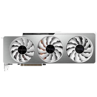 Gigabyte GeForce RTX 3090 VISION OC 24G NVIDIA 24 GB  GDDR6X