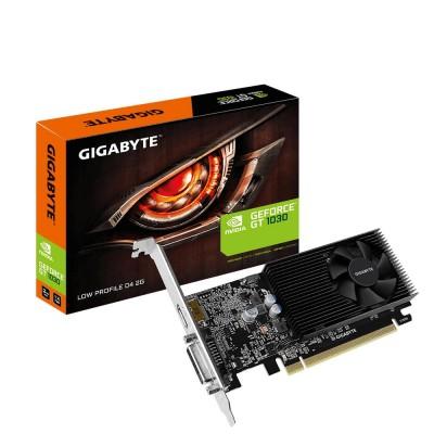 Gigabyte GV-N1030D4-2GL graphics card NVIDIA GeForce GT 1030 2 GB GDDR4