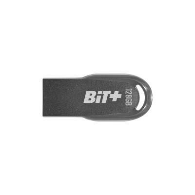 Patriot Memory Bit+ USB flash drive 128 GB USB Type-A 3.2 Gen 1 (3.1 Gen 1) Black