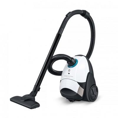 PEGAZ vacuum cleaner, power 700 W, HEPA filter, reel