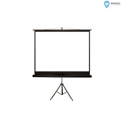 """4World 08144 projection screen 182.9 cm (72"""") 4:3"""