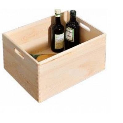 Kesper 69600 storage box Wood Rectangular Pinewood