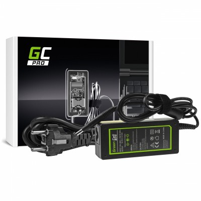 Green Cell AD42P power adapter/inverter Indoor 65 W Black