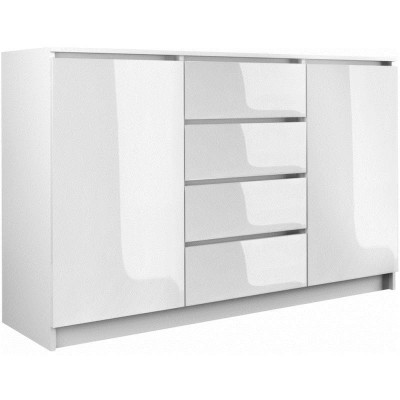 Topeshop 2D4S 140 BPOŁ chest of drawers