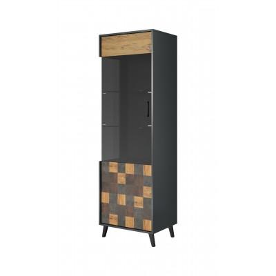 Cama display cabinet 1D SOUL 192/60/45