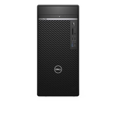 DELL OptiPlex 7080 10th gen Intel® Core™ i5 i5-10500 8 GB DDR4-SDRAM 256 GB SSD Mini Tower Black PC Windows 10 Pro