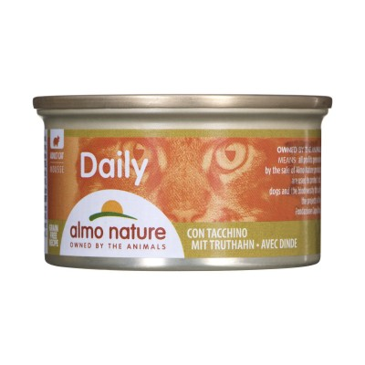 ALMO NATURE Daily Menu Turkey mousse 85 g