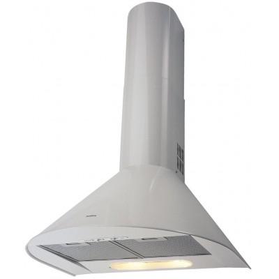 Amica OKC6111MW cooker hood White 246 m3/h D