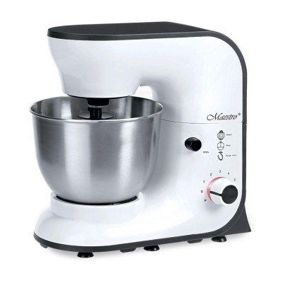 Feel-Maestro MR559 Stand mixer Black,White 1000 W