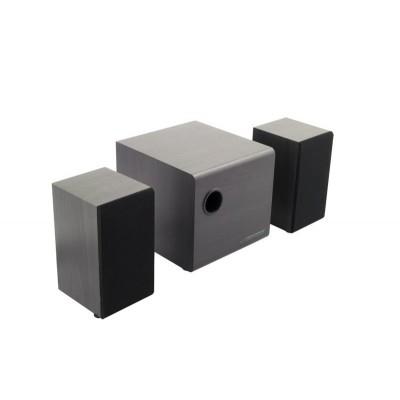 Esperanza 2.1 TWIST speaker set 2.1 channels 12 W Black, Gray