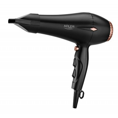 Adler AD 2244 hair dryer Black,Bronze 2000 W