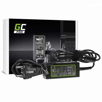 Green Cell AD40P power adapter/inverter Indoor 45 W Black