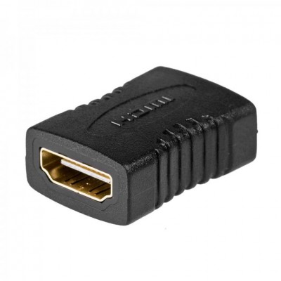Akyga AK-AD-05 video cable adapter HDMI Type A (Standard) Black,Gold