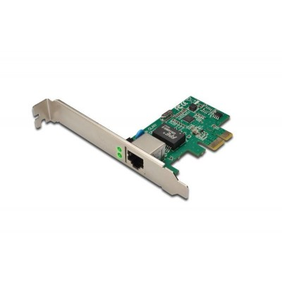 Digitus DN-10130 networking card Ethernet 1000 Mbit/s Internal
