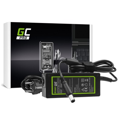 Green Cell AD08P power adapter/inverter Indoor 65 W Black