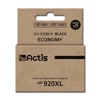 Actis black ink for HP printer (HP 920XL CD975AE replacement)