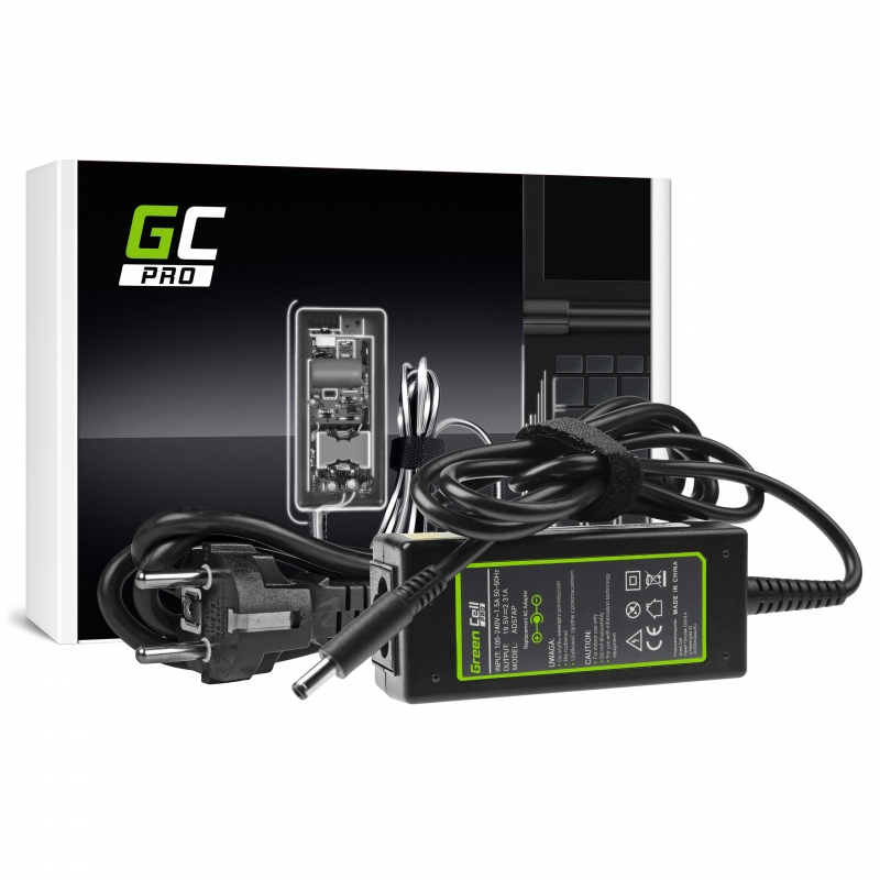 Green Cell AD57AP power adapter/inverter Indoor 45 W Black