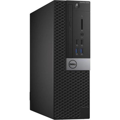 DELL OptiPlex 5040 Intel® Core™ i5 6th Generation i3-6500 8 GB DDR3L-SDRAM 512 GB SFF Black PC Windows 10 Pro