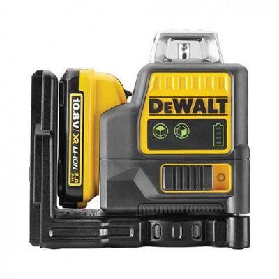 DeWALT DCE0811D1G-QW laser level Line level 30 m