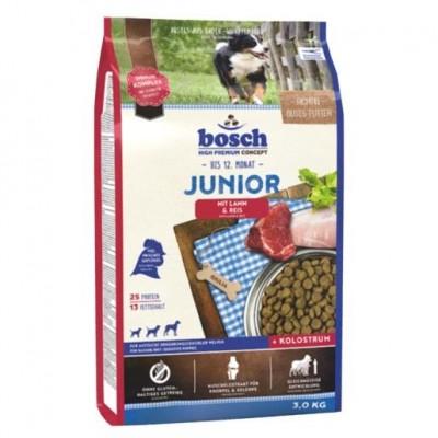 Bosch 15030 Junior for puppies Lamb&Rice 3kg