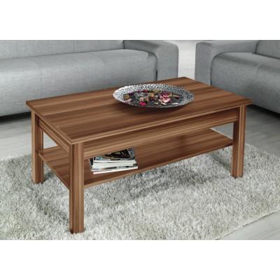 Cama coffee table UNI 110/60/47 plum tree mat