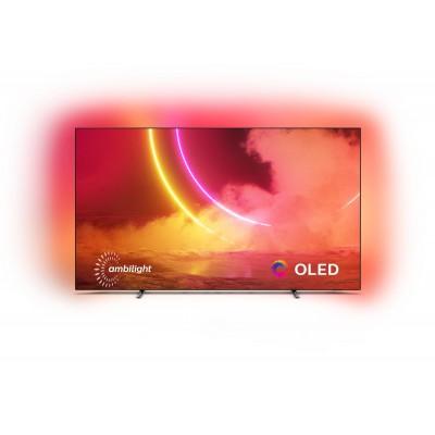"Philips 55OLED805/12 TV 139.7 cm (55"") 4K Ultra HD Smart TV Wi-Fi Grey"