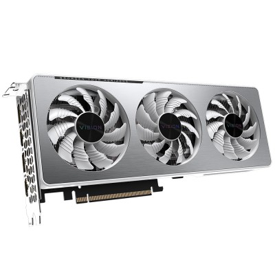 Gigabyte GeForce RTX 3060 VISION OC 12G (rev. 2.0) NVIDIA 12 GB GDDR6