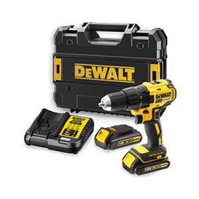 DeWALT DCD777S2T-QW drill Keyless Black,Yellow 1750 RPM 1.5 kg