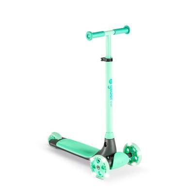 Yvolution YV101259 kick scooter Kids Three wheel scooter Green