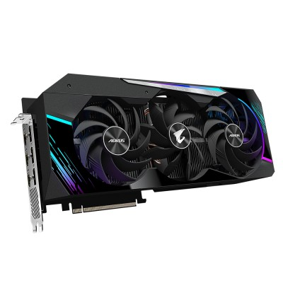 Gigabyte AORUS GeForce RTX 3080 MASTER 10G (rev. 3.0) NVIDIA 10 GB GDDR6X