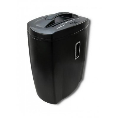 Qoltec 50322 paper shredder Cross shredding 22.3 cm 72 dB Black