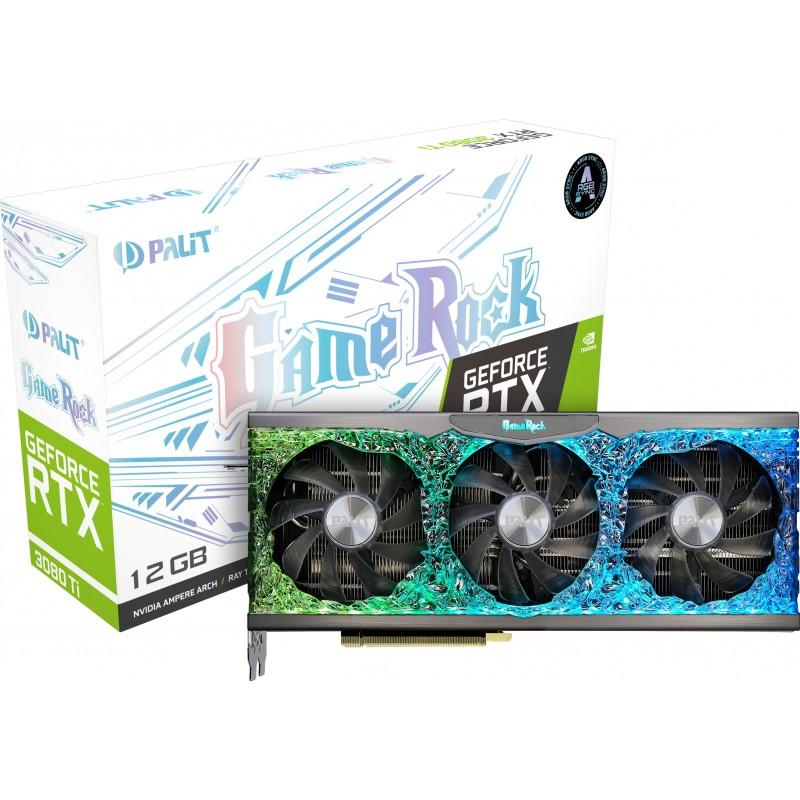 Palit NED308T019KB-1020G graphics card NVIDIA GeForce RTX 3080 Ti 12 GB GDDR6X