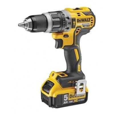DeWALT DCD796P2-QW drill Keyless Black,Yellow 1.8 kg