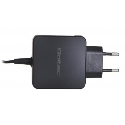 Qoltec 50061.45W power adapter/inverter Indoor Black