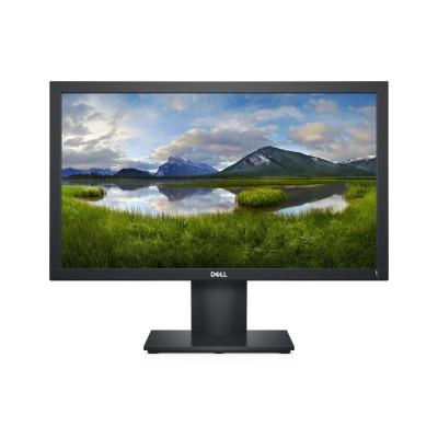 """DELL E Series E2020H 50.8 cm (20"""") 1600 x 900 pixels HD+ LCD Black"""