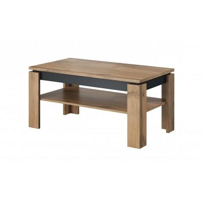 Cama coffee table TORO 100 wotan oak/antracite