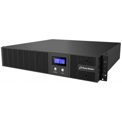 PowerWalker VI 3000 RLE uninterruptible power supply (UPS) 3000 VA 1800 W 8 AC outlet(s)
