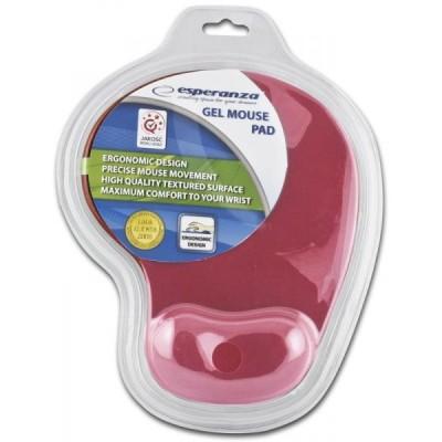 Esperanza EA137R mouse pad Red