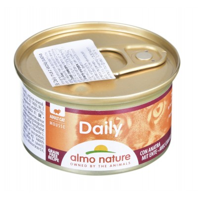 ALMO NATURE Daily Menu Duck mousse 85 g