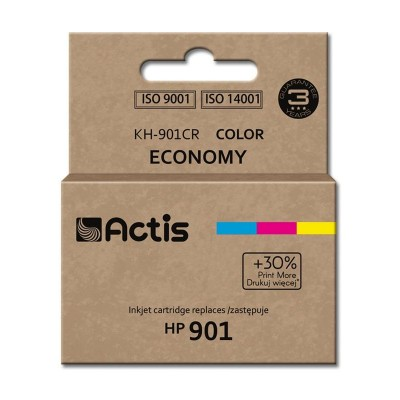Actis color ink cartridge for HP (HP 901XL CC656AE replacement)