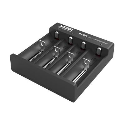 XTAR MC4 battery charger