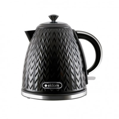 Eldom C265C NELA kettle, black