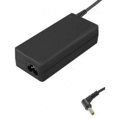 Qoltec 50018.65W power adapter/inverter Indoor Black
